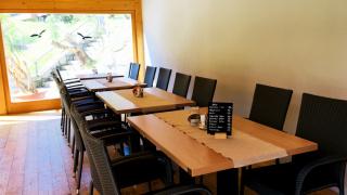 restaurace - salonek