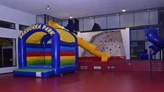 Barborka park - dětská herna se skákacími hrady